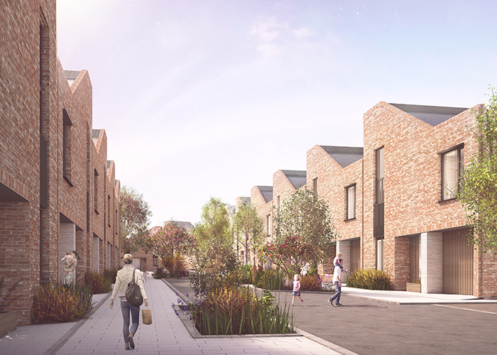 Homes approved for Brabazon